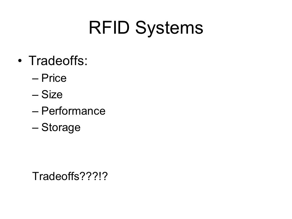 Supply Chain Use of RFID What is a supply chain.
