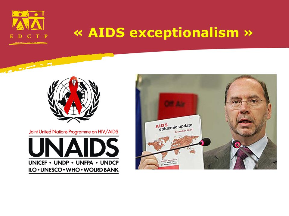 « AIDS exceptionalism »