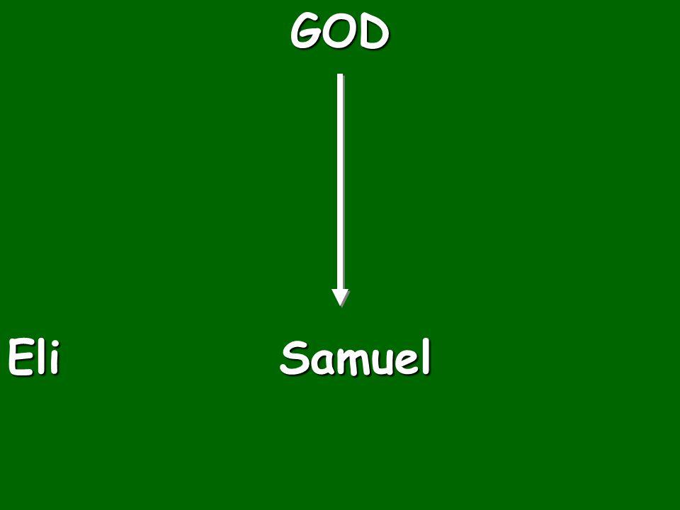 GOD EliSamuel