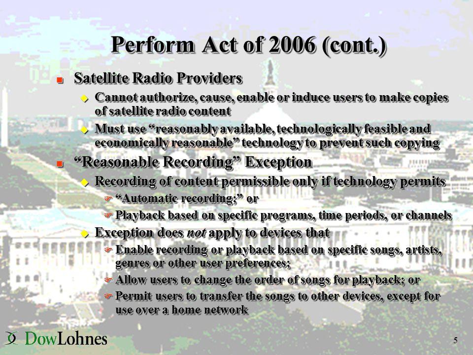 16 Atlantic Recording Corp.et al. v. XM Satellite Radio, Inc.