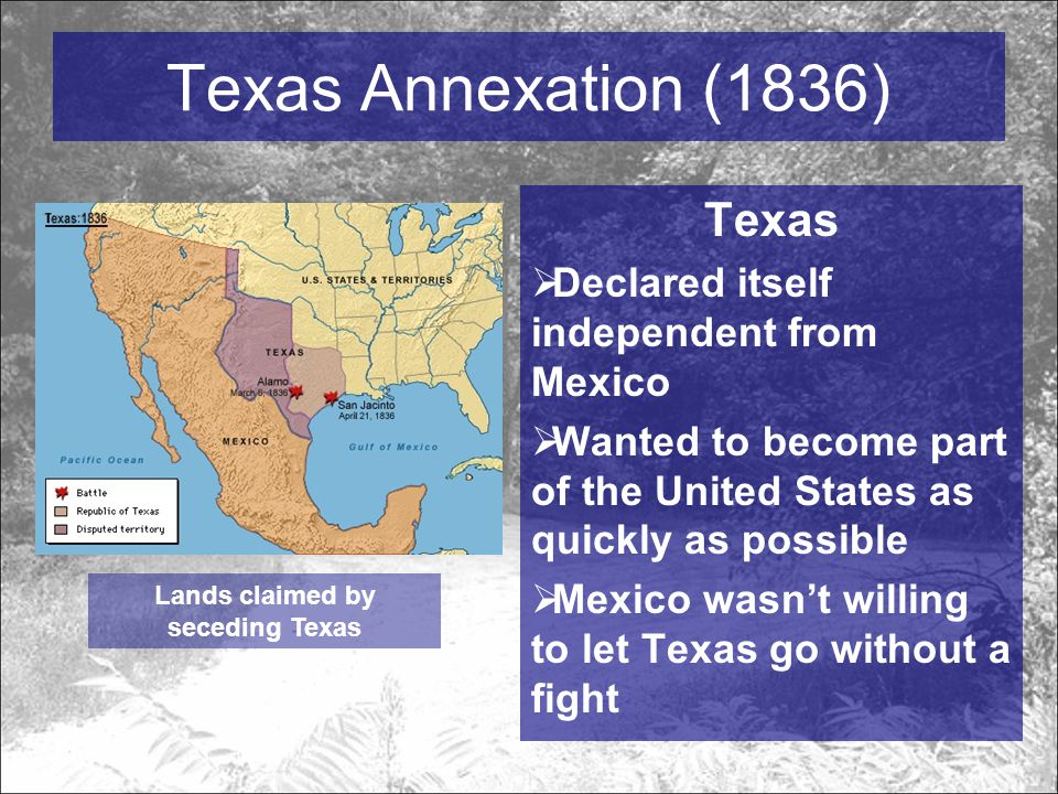 For what two reasons was the Mexican-American War important?