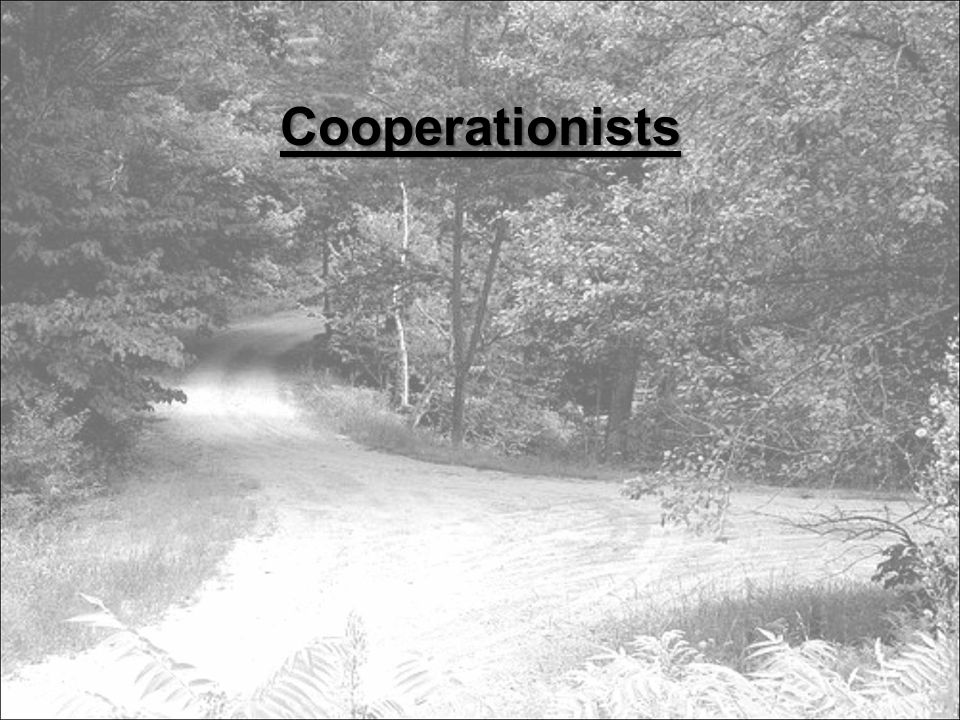 Cooperationists