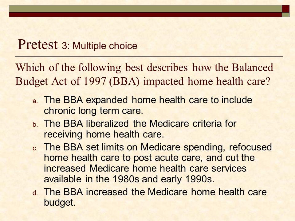 Shift in Care to Hospitals 7  Advances in medicine shifted care.
