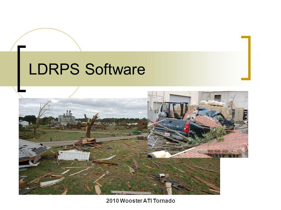 LDRPS Software 2010 Wooster ATI Tornado