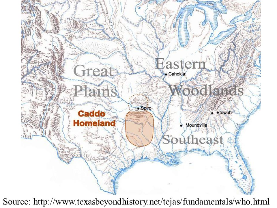 Source: http://www.texasbeyondhistory.net/tejas/fundamentals/who.html