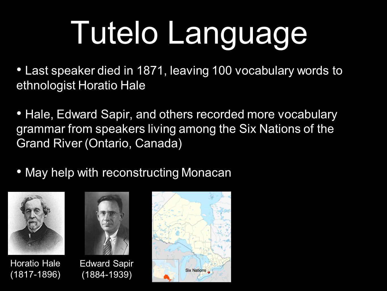 Siouan-Catawban Languages I. Siouan (a.k.a. Siouan proper, Western Siouan) 1.