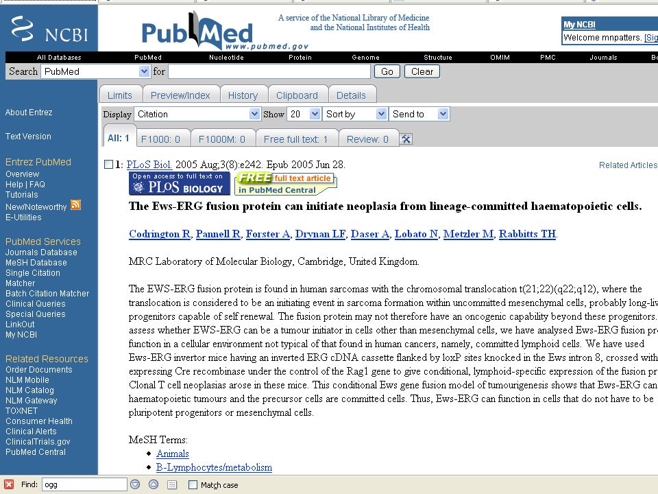 www.plos.org What is open access Free, immediate access online Unrestricted use