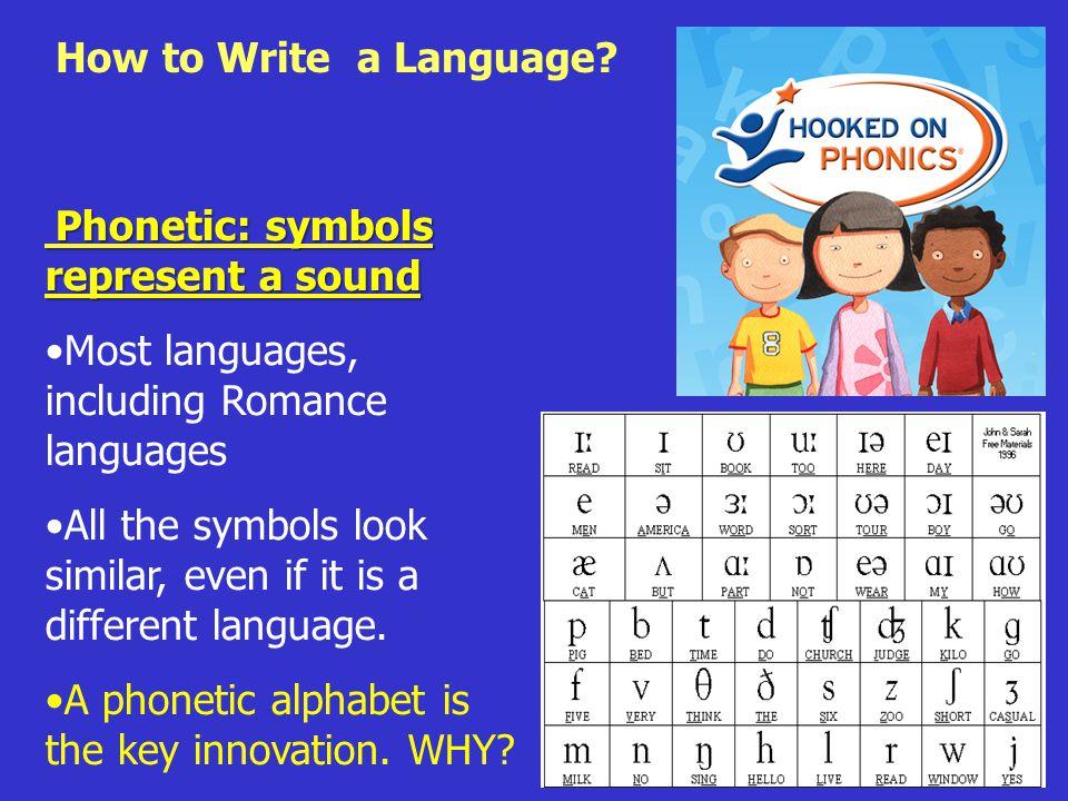 How to Write a Language.