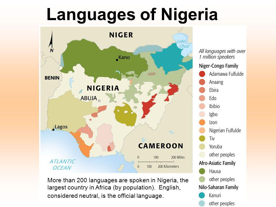 Language Key Issues Origins Of Language Ppt Download - Cameroon language map