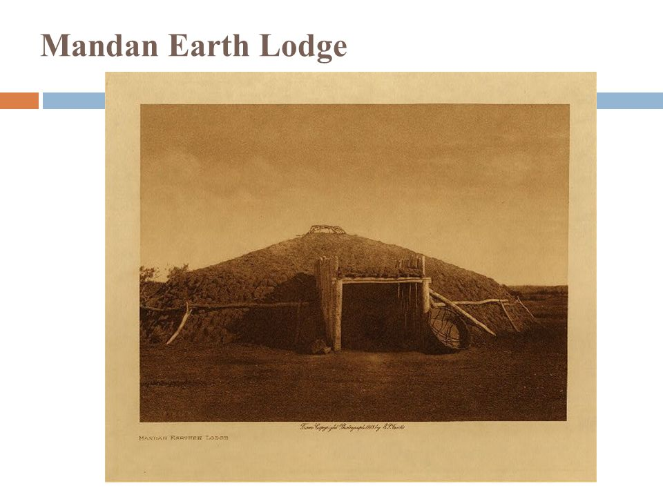 Mandan Earth Lodge