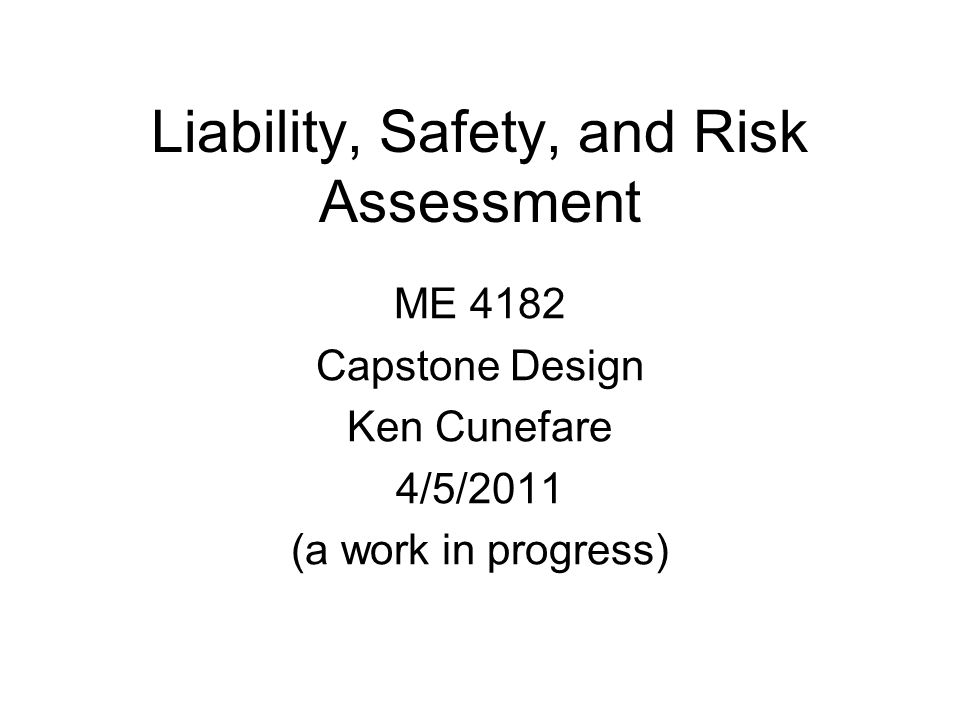Definitions & Concepts Assumption of risk: The legal theory that a person who is aware of a danger and its extent and knowingly exposes himself to it assumes all risks and cannot recover damages, even though he is injured through no fault of his own.