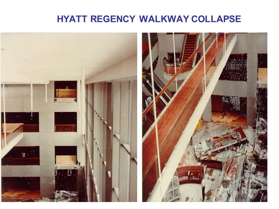 15 HYATT REGENCY WALKWAY COLLAPSE