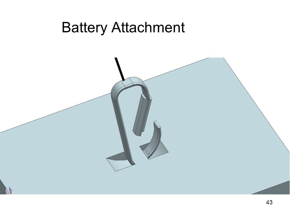 Battery Attachment 43