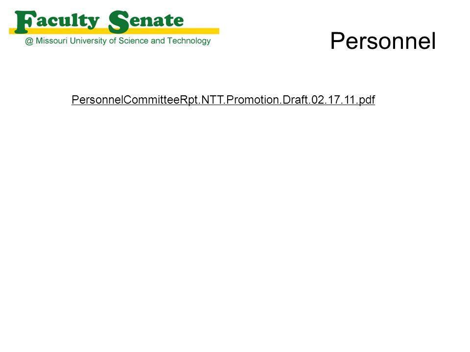 Personnel PersonnelCommitteeRpt.NTT.Promotion.Draft.02.17.11.pdf