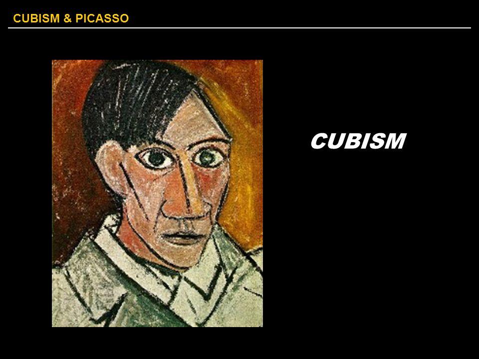 CUBISM & PICASSO.