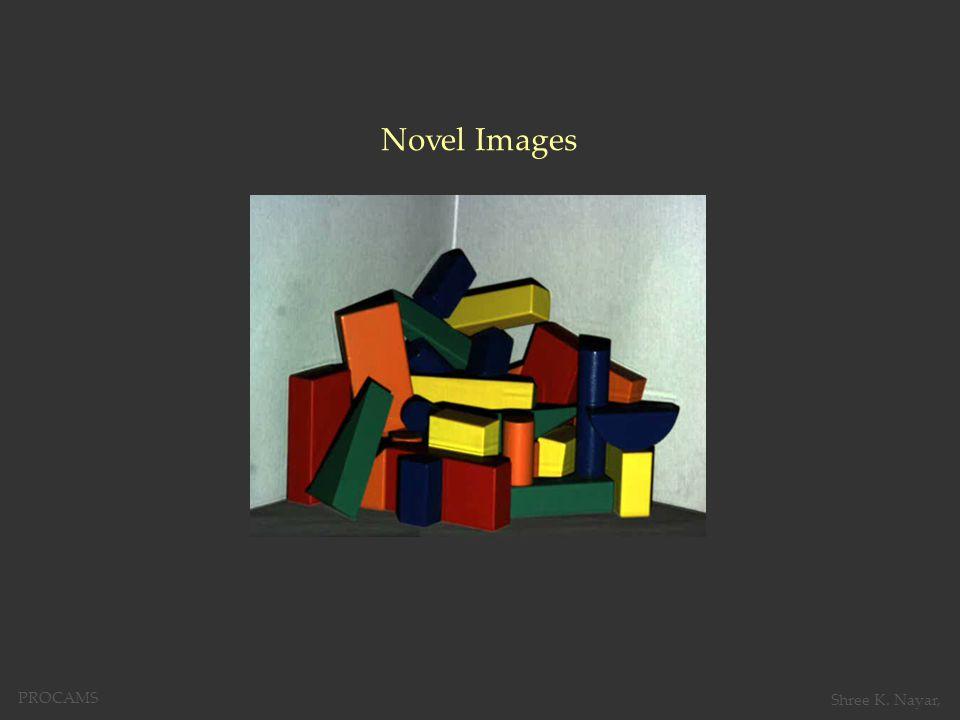 Novel Images PROCAMS Shree K. Nayar,
