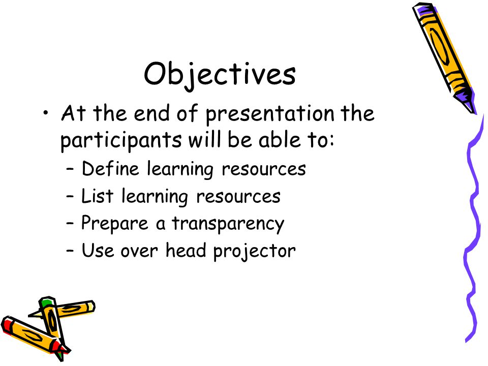 Pointing for emphasis –Concentrate attention on message being covered –Use opaque shapes like pens, coins, arrows, etc.