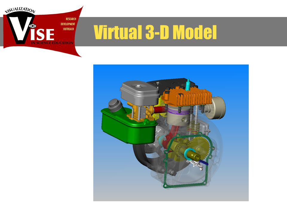 Virtual 3-D Model