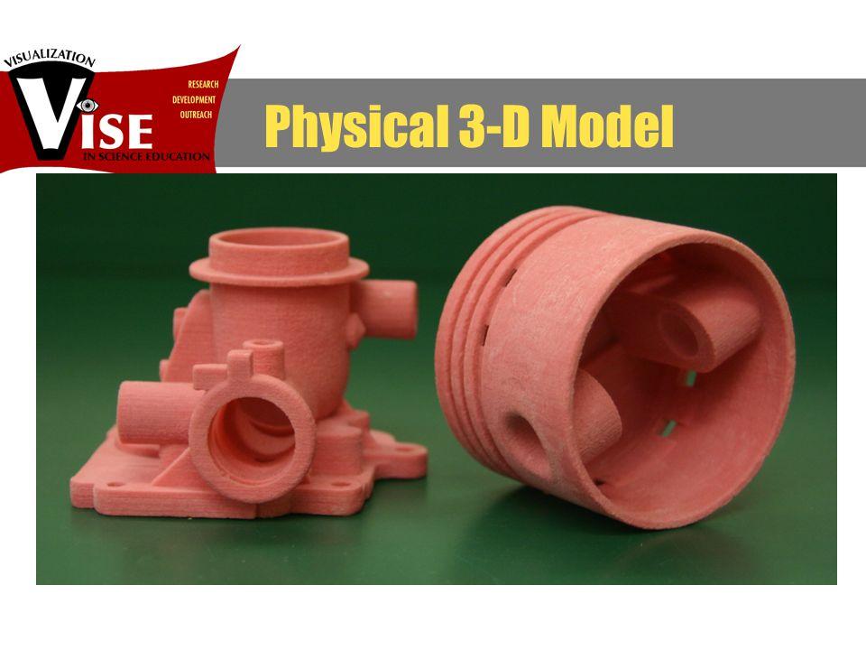 Physical 3-D Model