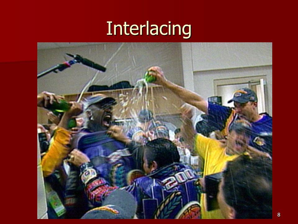 8 Interlacing