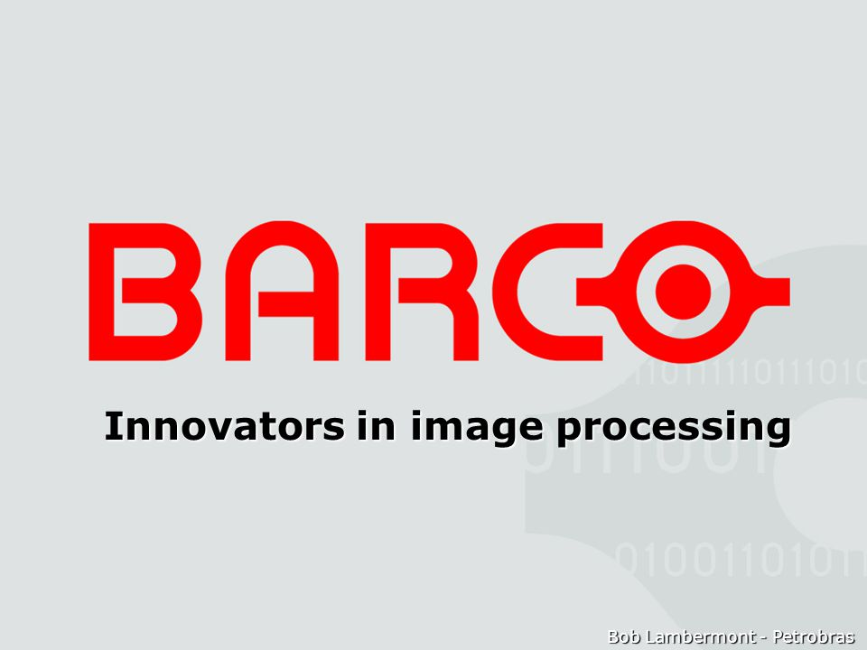 Innovators in image processing