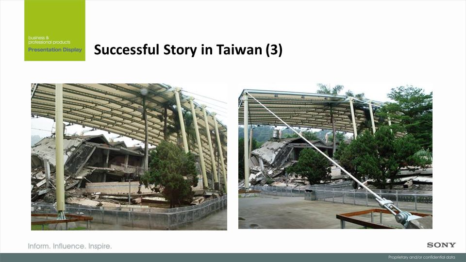 Successful Story in Taiwan (3)