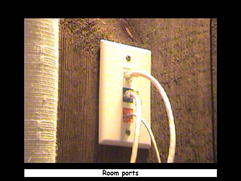 Room ports