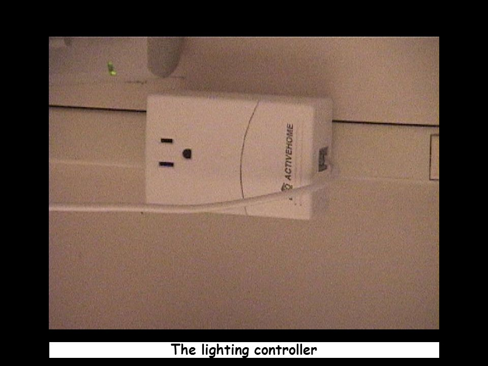 The lighting controller