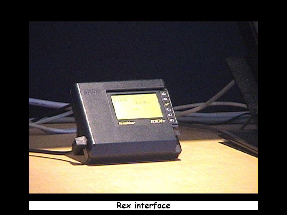 Rex interface