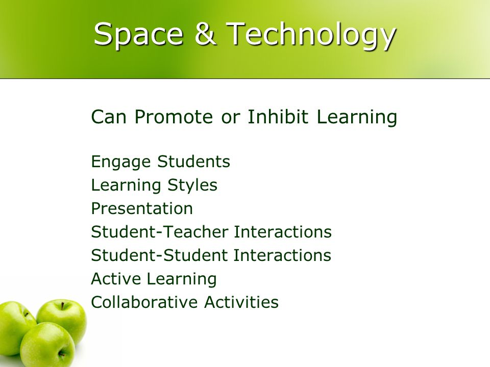 Challenge 1: Updating the Traditional Classroom