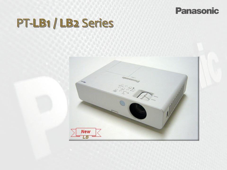 PT-LB1 / LB2 Series New LB