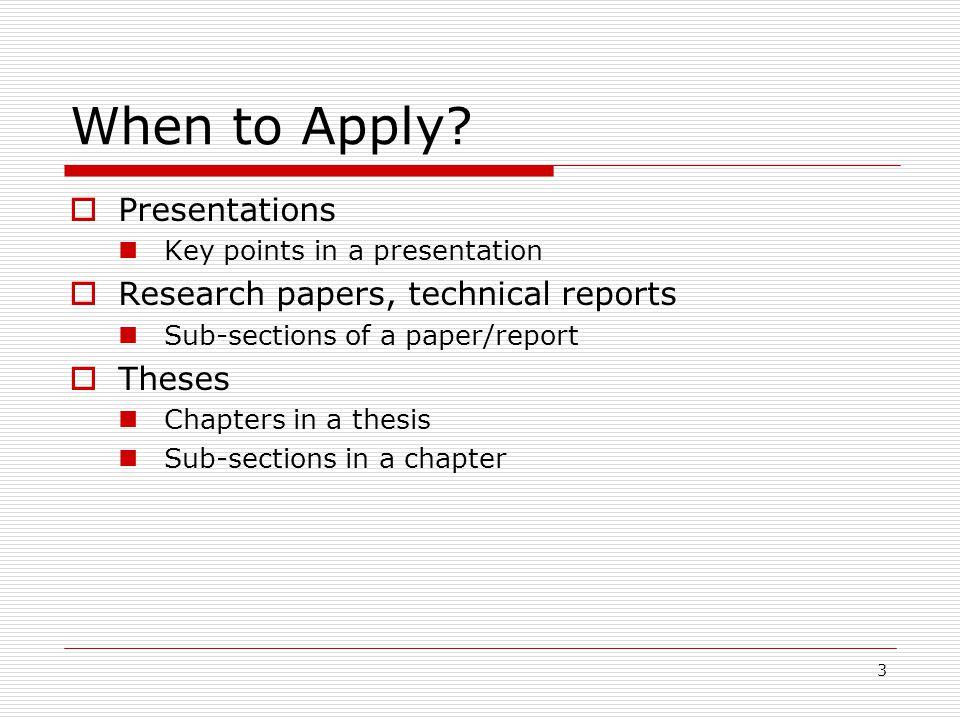 4 Making Presentations CSE 6590