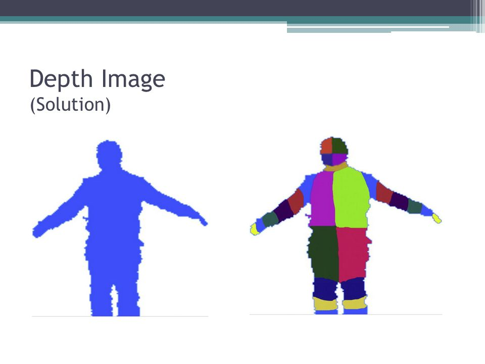 Depth Image (Solution)