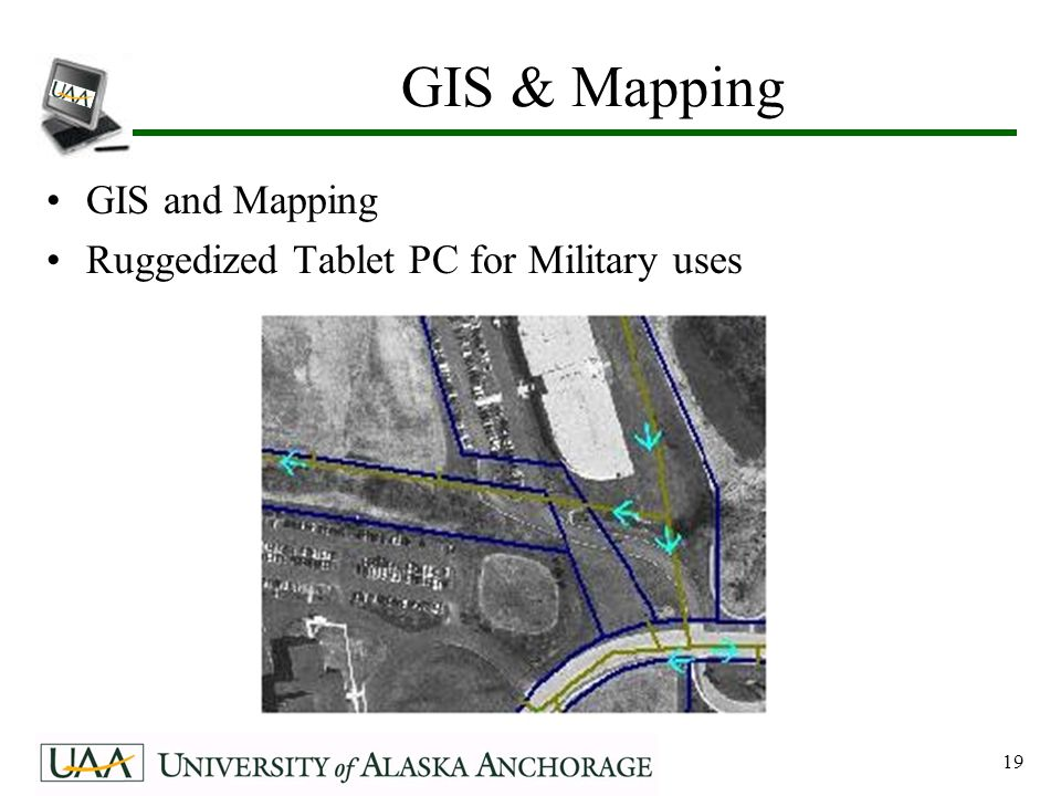 19 GIS & Mapping GIS and Mapping Ruggedized Tablet PC for Military uses