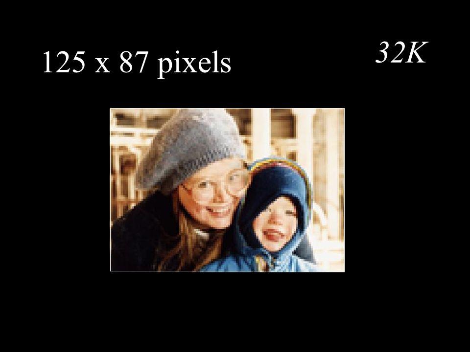 125 x 87 pixels 32K