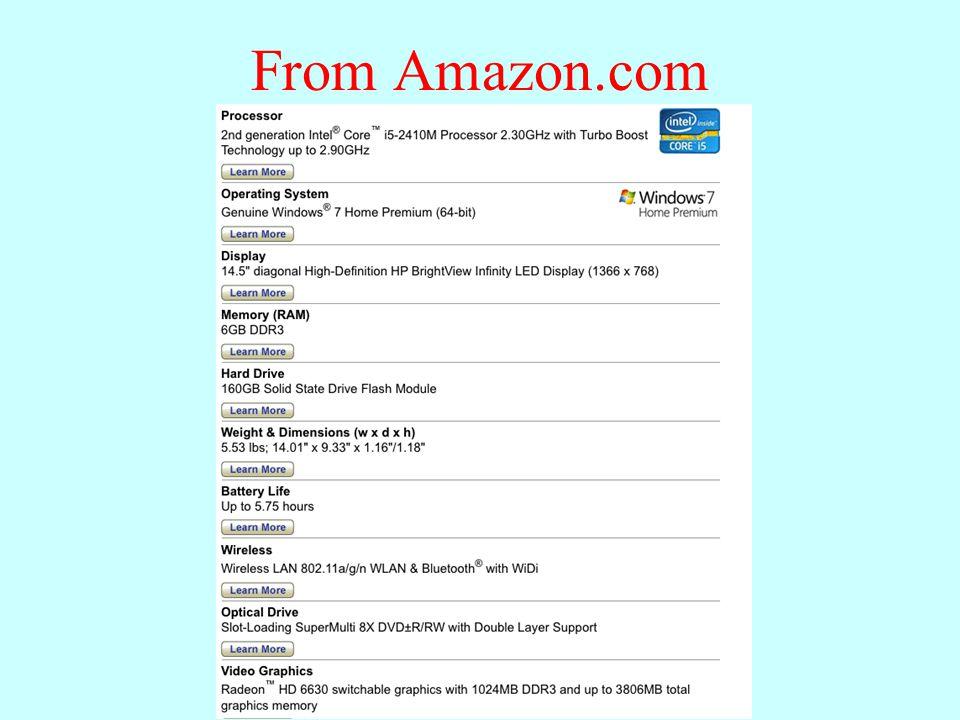 From Amazon.com