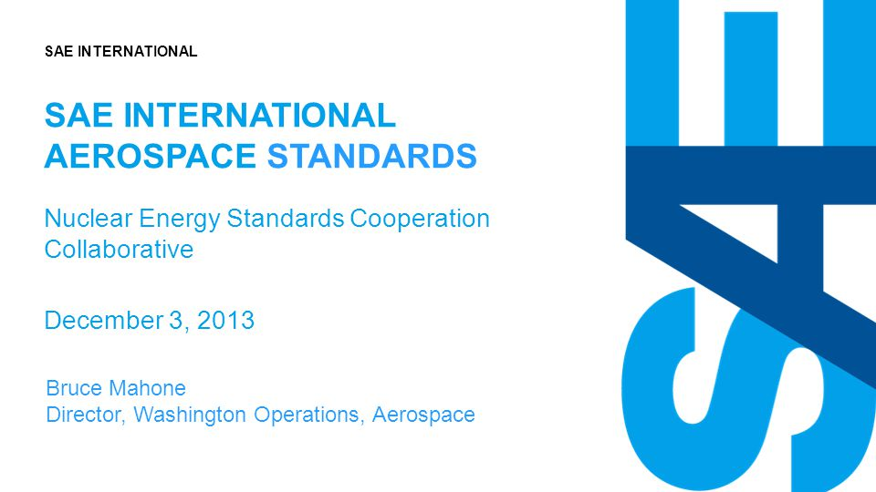 SAE INTERNATIONAL 12 ARP6461 SHM RECOMMENDED PRACTICE (STRUCTURAL HEALTH MONITORING) * Provide guidance on the implementation of SHM in aircraft applications to assist developers in specifying the measurements, accuracy, reliability and other requirements of the system to be designed.