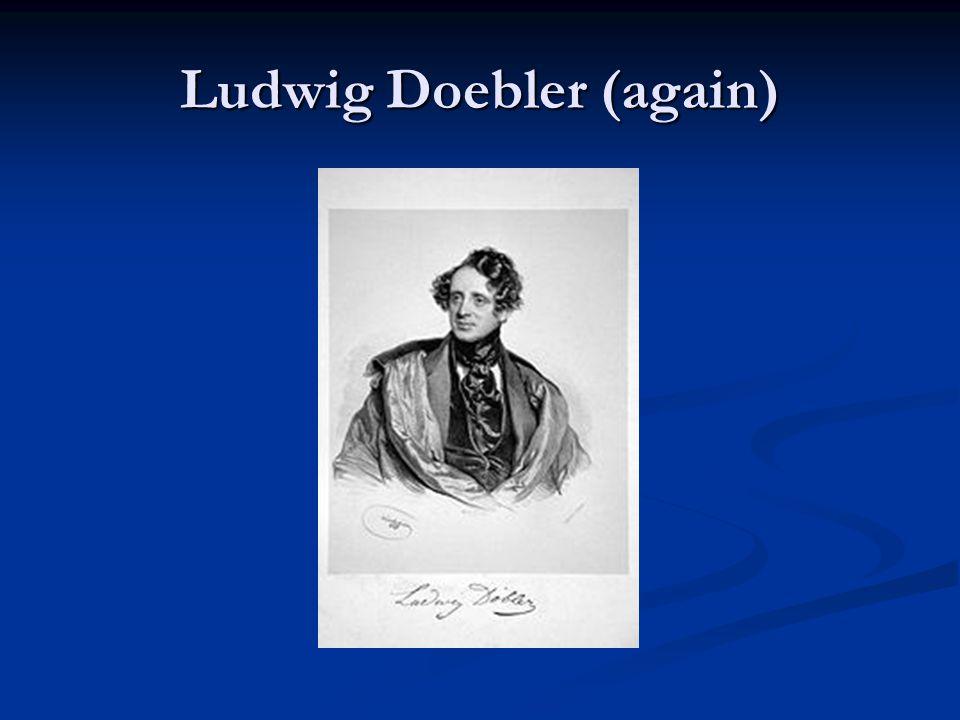 Ludwig Doebler (again)