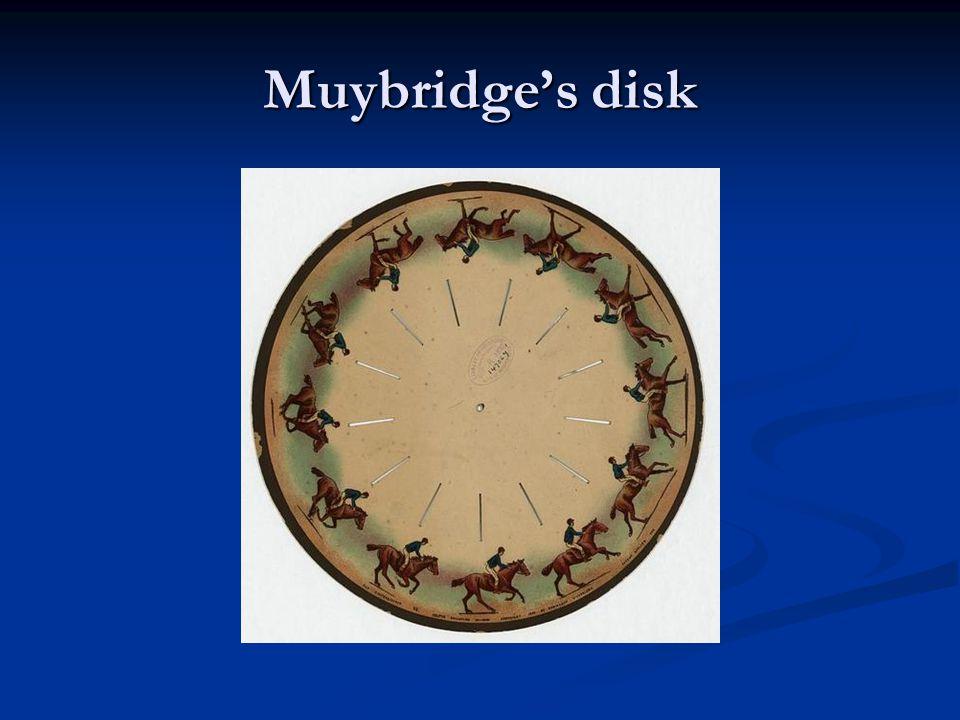 Muybridge's disk