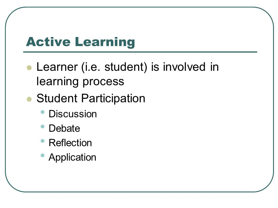 Active Learning Learner (i.e.