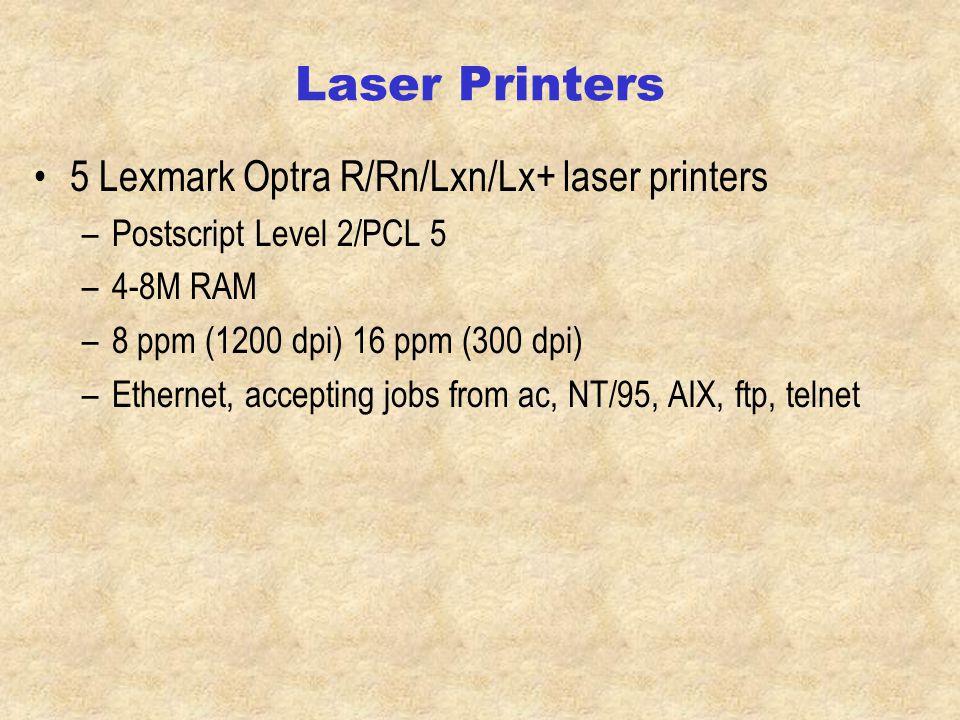 Color printing HP 1200/PS color inkjet printer –20M RAM, 300 dpi