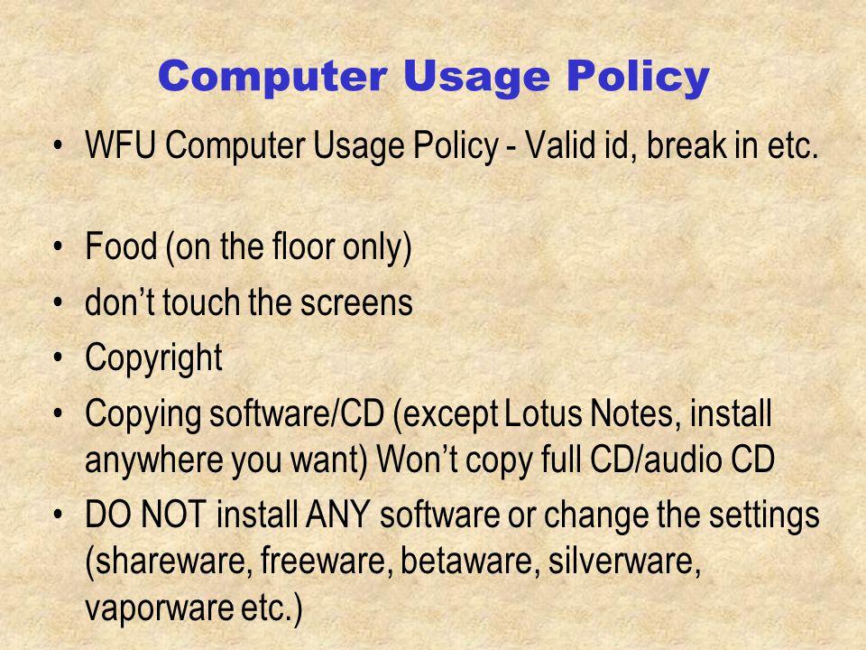 Software desktop