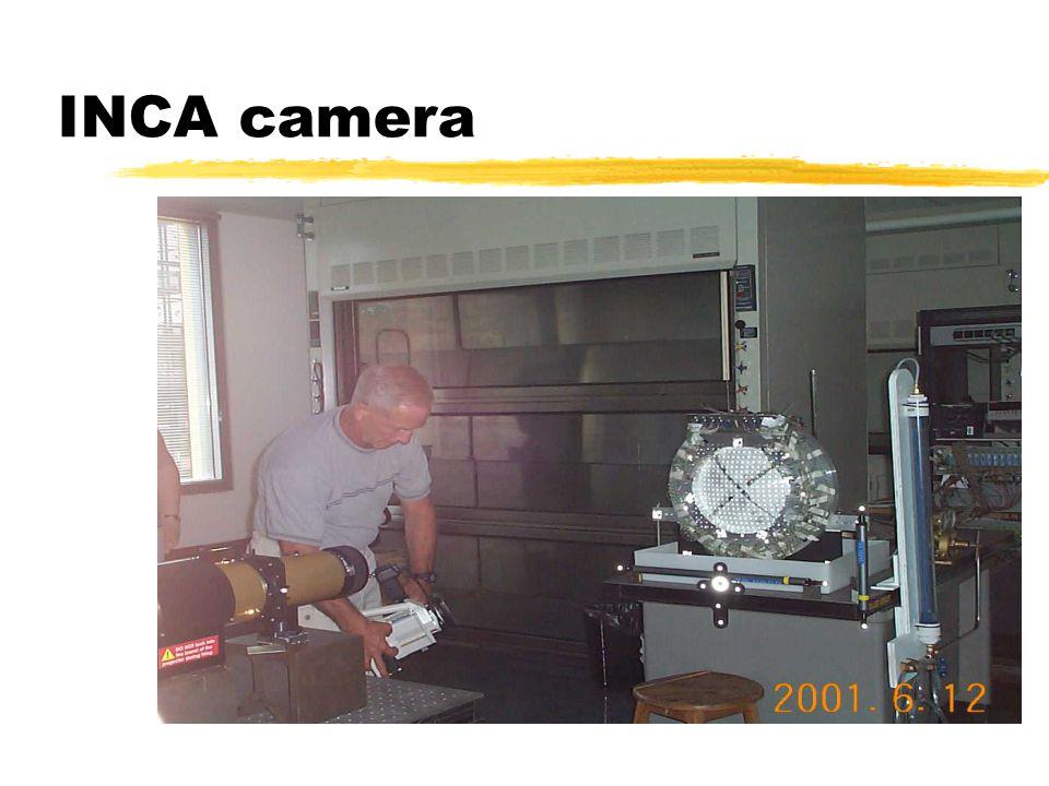 INCA camera