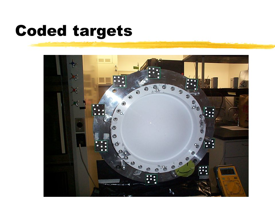 Coded targets