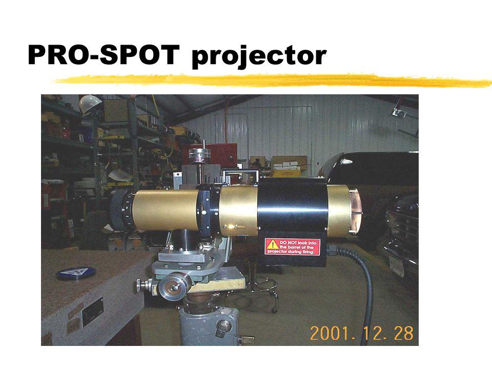 PRO-SPOT projector