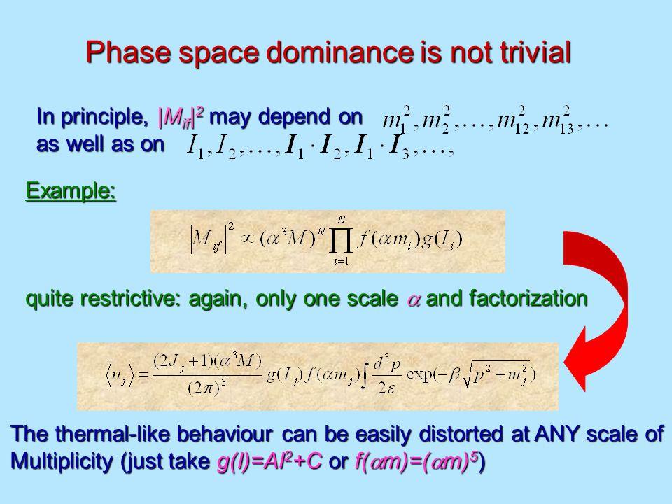 Comparison between  C and C hadron multiplicities Q=0 cluster, M/V=0.4 GeV/fm 3 Mesons Baryons pp-like cluster, M/V=0.4 GeV/fm 3