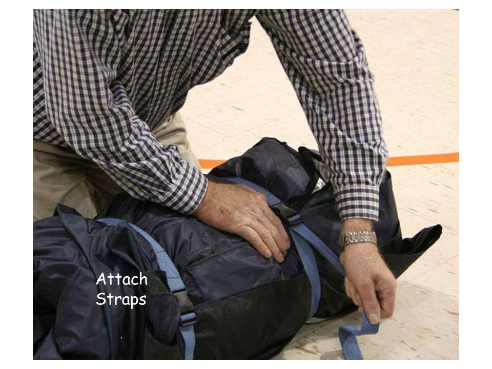 Attach Straps