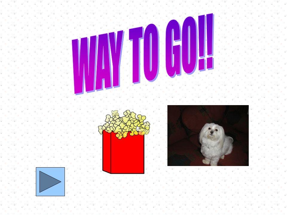 popcorn careful