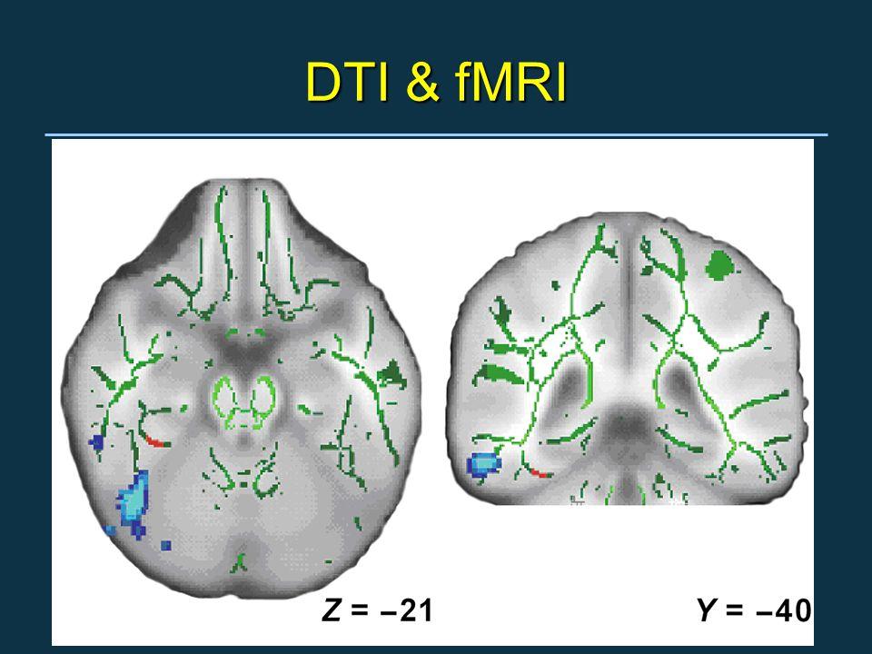 DTI & fMRI