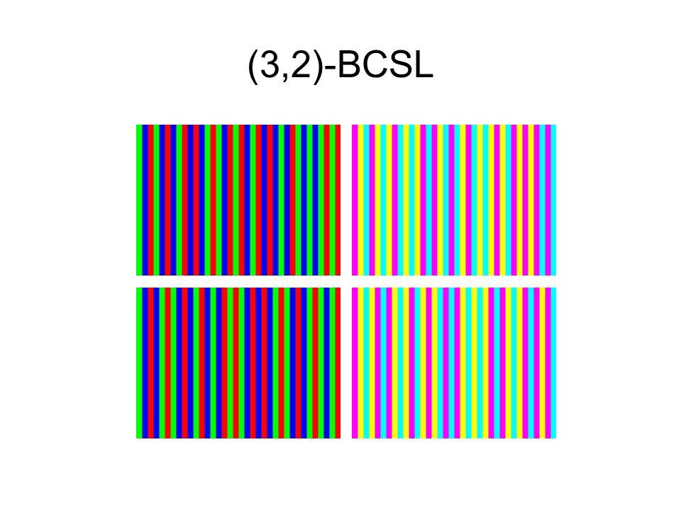 (3,2)-BCSL